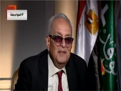 «أبو شقة»: حكمت على بريء بالإعدام.. هذه أصعب لحظات حياتي