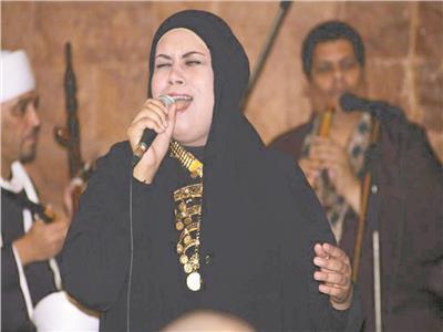 أول مبتهلة فى مصر: النقشبندى مثلى الأعلى.. وأتمنى تقديم حفلات في أوروبا