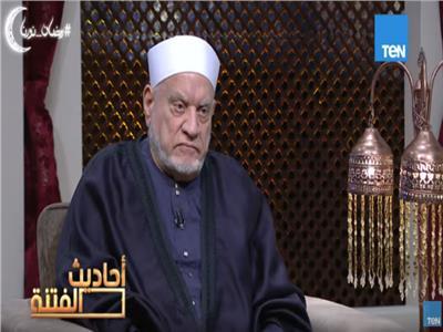 أحمد عمر هاشم: الرسول أباح أجرة عمل «الرقية الشرعية»