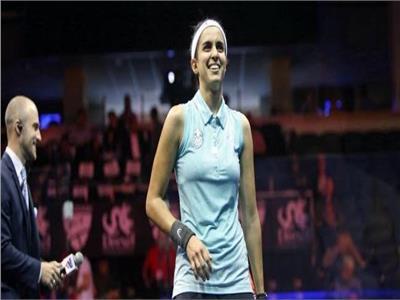 نور الطيب تفوز في منافسات اليوم الثاني من بطولة نهائي سوبر الإسكواش للسيدات