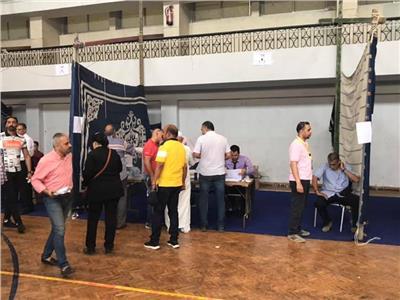 إقبال متوسط فى إنتخابات الغرفة التجارية ببورسعيد