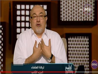فيديو  رسالة من الشيخ خالد الجندي لشيوخ العالم: لا تفرضوا آرائكم علي الناس