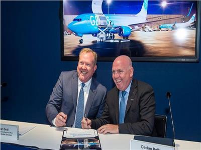 معرض باريس للطيران| شركة GECAS تطلب 25 طائرة بوينج 737-800BCF