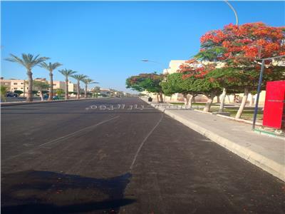 رئيس جهاز مدينة السادات يعلن عن تطوير عدد من الشوارع والميادين
