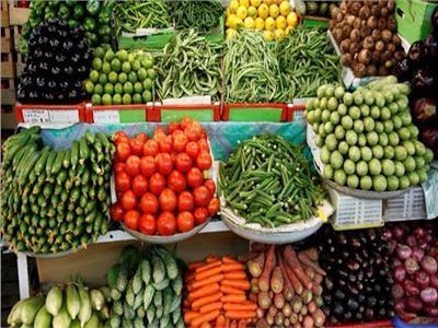 تباين في أسعار الخضروات بسوق العبور اليوم ٢٤ يونيو