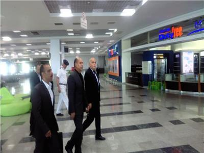 وزير الطيران المدني: الانتهاء من أعمال التطوير بمطار الغردقة الدولة تمهيدا لافتتاحه خلال الأيام القادمة