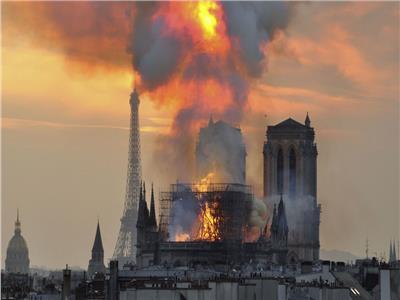 الكشف عن سبب حريق نوتردام