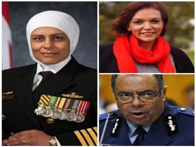من سلاح البحرية لوزارة الداخلية.. مصريون في مناصب قيادية بأستراليا