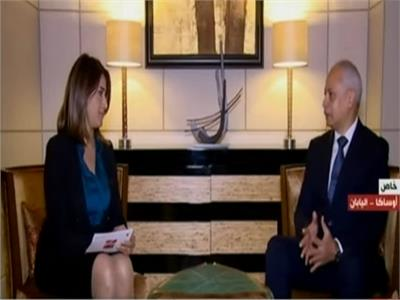 شاهد| مراحل تطور العلاقات المصرية اليابانية منذ 2015