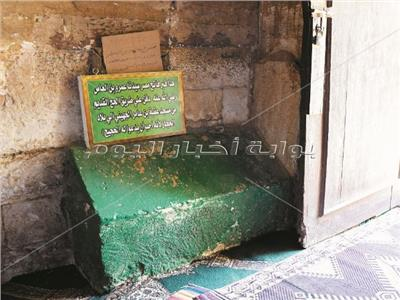 صور  تضم قبور ورفات صحابة وأولياء.. المقطم «بقيع» مصر