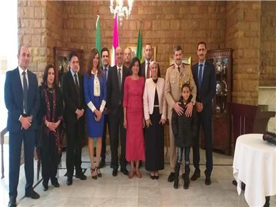 السفارة المصرية بأديس أبابا تحتفل بذكرى الـ67 لثورة يوليو