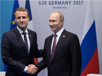 الكرملين: بوتين وماكرون يبحثان الاتفاق النووي الإيراني