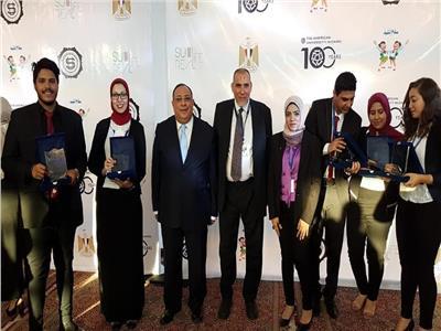 جامعة حلوان تفوز بالمركز الأول في مسابقة «التعليم في مصر»