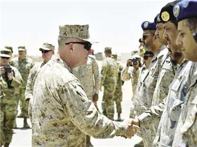 فيديو  تقرير يكشف سر موافقة السعودية لاستقبال قوات أمريكية على أراضها