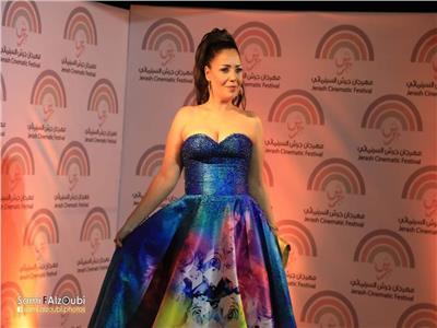 تكريم «أميرة نايف» في مهرجان جرش بالأردن عن دورها في «شقة فيصل»