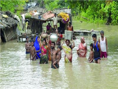 مصرع 32 شخصا بسبب العواصف الرعدية بولاية أوتار براديش الهندية