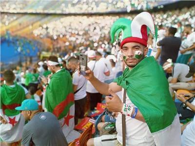 كيف قضى مشجع جزائري 7 أيام في مصر قبل العودة لبلاده؟