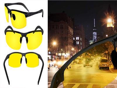 مفاجأة صادمة.. نظارات القيادة الليلية «وهم وخدعة»