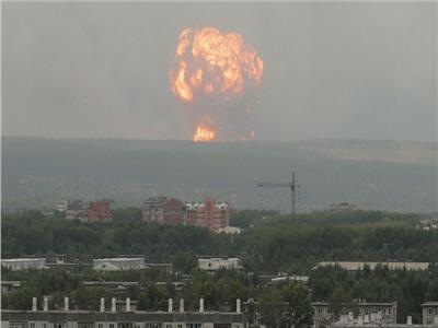 روسيا: عينات التربة والمياه قرب الانفجار أظهرت مستويات طبيعية من الإشعاع