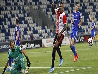 فينورد يواصل التقدم في الدوري الأوروبي على حساب بطل جورجيا