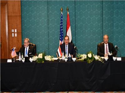 إطلاق حوار استراتيجي بين مصر والولايات المتحدة الأمريكية في الطاقة