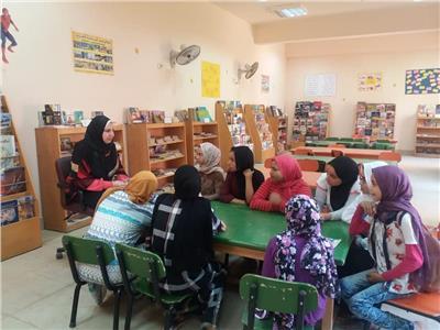 صو| ثقافة بني سويف تناقش إدارة الوقت لدى الشباب