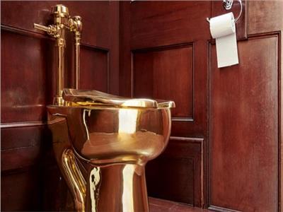 سرقة «مرحاض ذهب» بقيمة مليون جنيه إسترليني من «قصر بلينهايم»