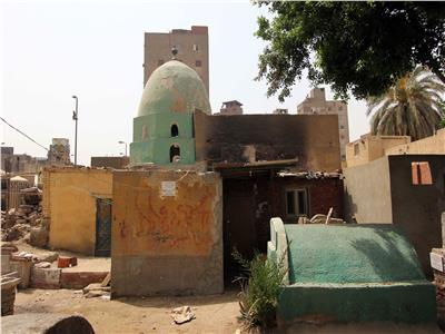 محافظة القاهرة تكشف حقيقة هدم مقابر بعين الصيرة وإلقاء الرفات بالشوارع