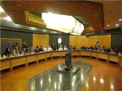 صور  ننشر تفاصيل الملتقى الإعلامي لنادي دبي بنقابة الصحفيين