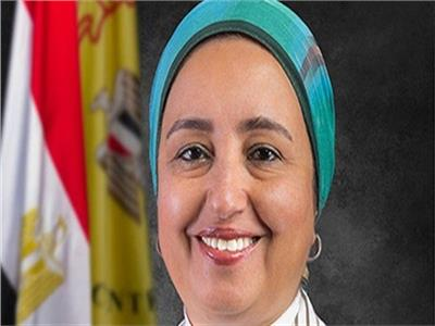 القومي للمرأة يهنئ «لبنى هلال» لاختيارها سفيرة بالتحالف الدولي للشمول المالي