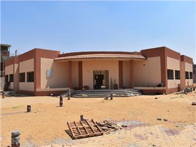 الإسكان: تنفيذ وحدة صحية وحضانة بمشروع «سكن مصر» بالشروق