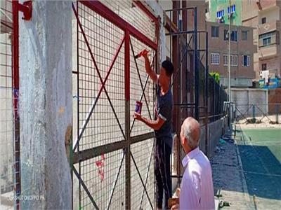 «شارك ونظف» حملة تجوب قرى ومدن القليوبية