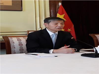 سفير الصين بالقاهرة يشيد بتطور العلاقات مع مصر