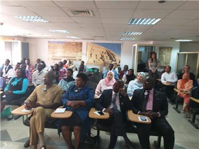 «الأعلى للإعلام» يعتمد تخريج الدورة التدريبية الرابعة والأربعين للإعلاميين الأفارقة