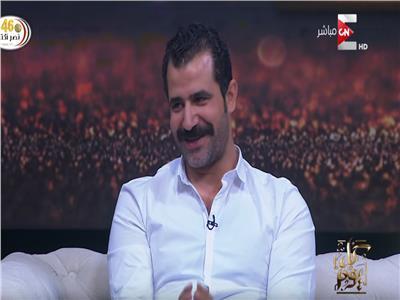 فيديو| محمود حافظ : نزلت الشغل بعد فرحي بثلاثة أيام بسبب «الممر»