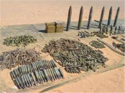 الجيش الجزائري يعثر على مخبأ للأسلحة به صواريخ جنوبي البلاد