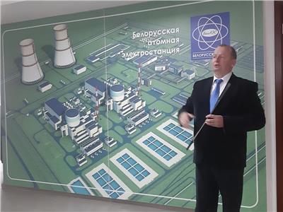 افتتاح محطة «أوستروفتس» النووية في بيلاروسيا يناير 2020