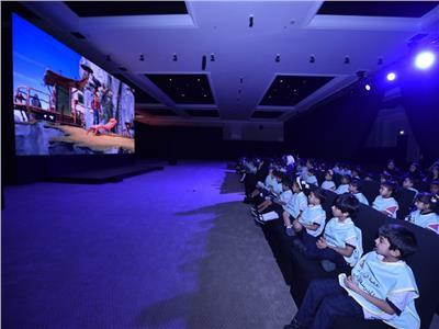 فيديو| تفاصيل افتتاح مهرجان الشارقة السينمائي الدولي للأطفال