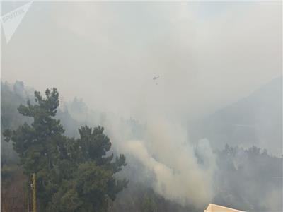 حرائق لبنان| بينها دولة عربية.. 3 دول ترسل طائراتها للمساعدة