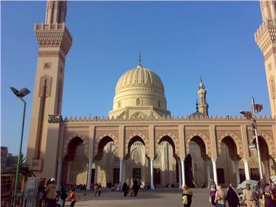 بث مباشر  شعائر صلاة الجمعة من مسجد سيدي أحمد البدوي بطنطا