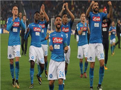 نابولي يخصم 5% من رواتب اللاعبين بسبب التمرد