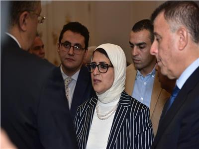 وزيرة الصحة تكشف عن خبر سار لمستقبل صناعة الدواء في مصر