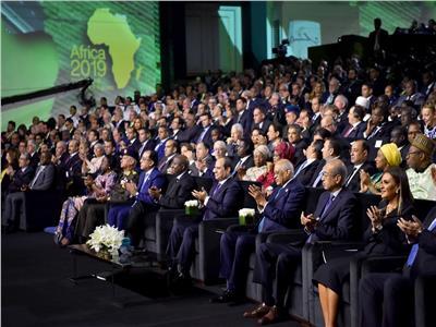 صور| نتائج مثمرة في 48 ساعة.. التفاصيل الكاملة لـ«مؤتمر إفريقيا 2019»