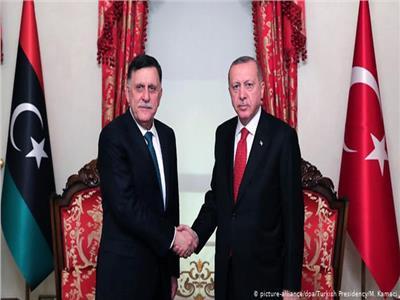 تقرير: غضب واسع بعد توقيع مذكرتي تفاهم بين أردوغان و السراج