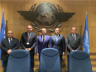 وزير الطيران المدني يستعرض تاريخ مصر داخل منظمة الإيكاو