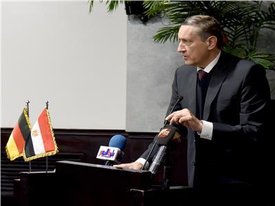 صور..السفير الألماني: الإصلاحات الاقتصادية تشجعنا على زيادة الاستثمارات بمصر