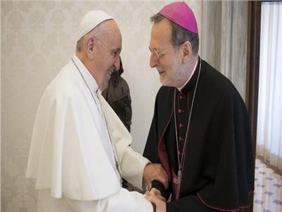 السفير البابوي يعلق على نداء بابا الفاتيكان لصالح الحوار في أوكرانيا