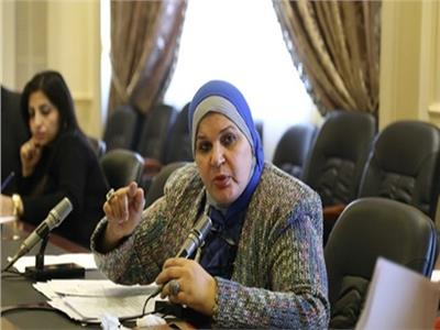 مايسة عطوة تطالب بتكريم قيادات هيئة الرقابة الإدارية