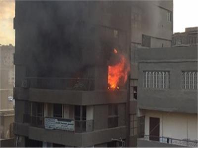 «نيابة عابدين»: انتداب المعمل الجنائي لمعاينة حريق شقة بوسط البلد