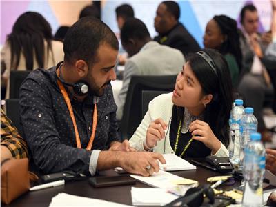 «مستقبل مهارات الشباب في عصر الثورة الصناعية الرابعة» بمنتدى شباب العالم
